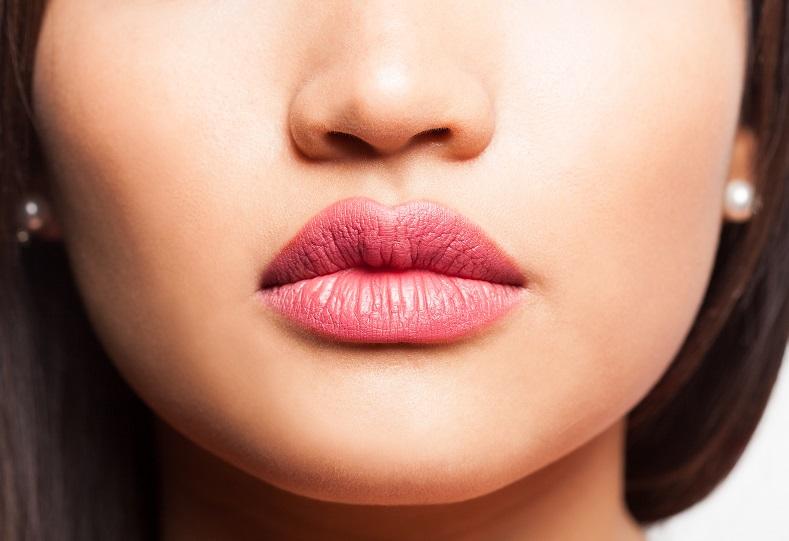 Los labios que todas deseamos en selfies